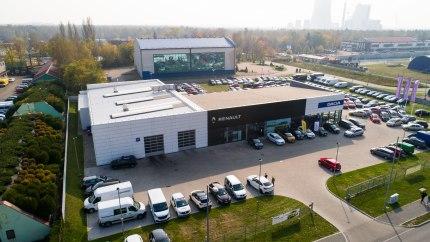 Dealer Renault Jaworzno