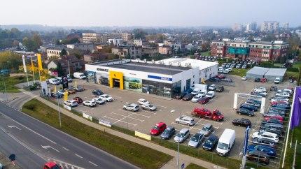 Serwis i Salon Renault Pietrzak