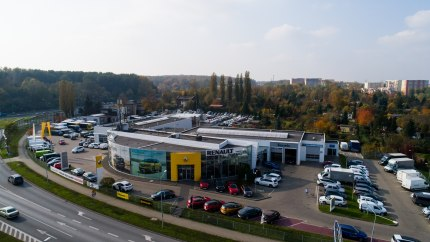 Serwis i Salon Renault Katowice