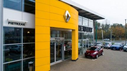 Dealer Renault Świętochłowice